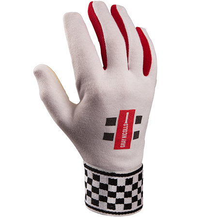2020 Gray Nicolls Full Finger Chamois Padded Wicket Keeping Inners