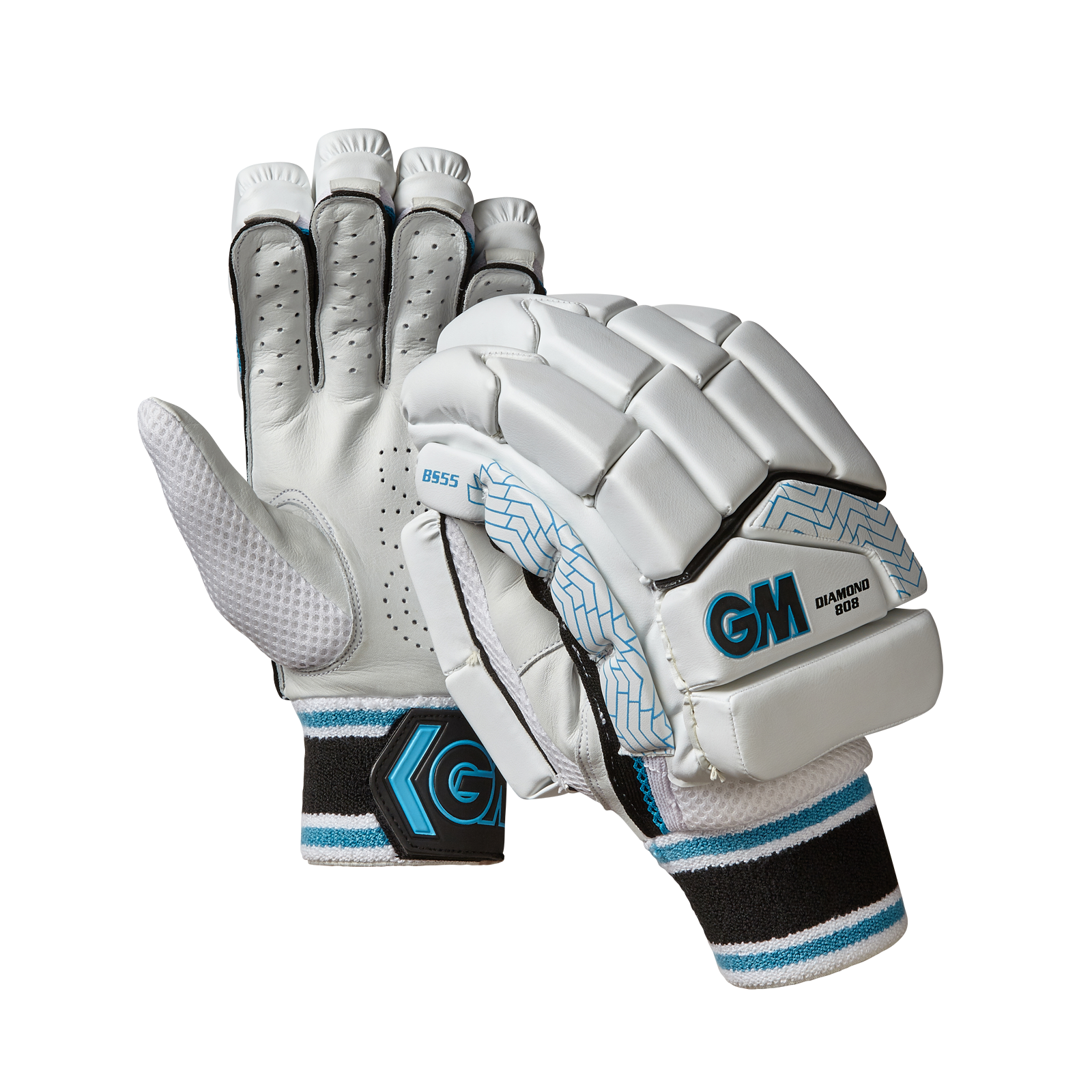 2021 Gunn and Moore Diamond 808 Batting Gloves