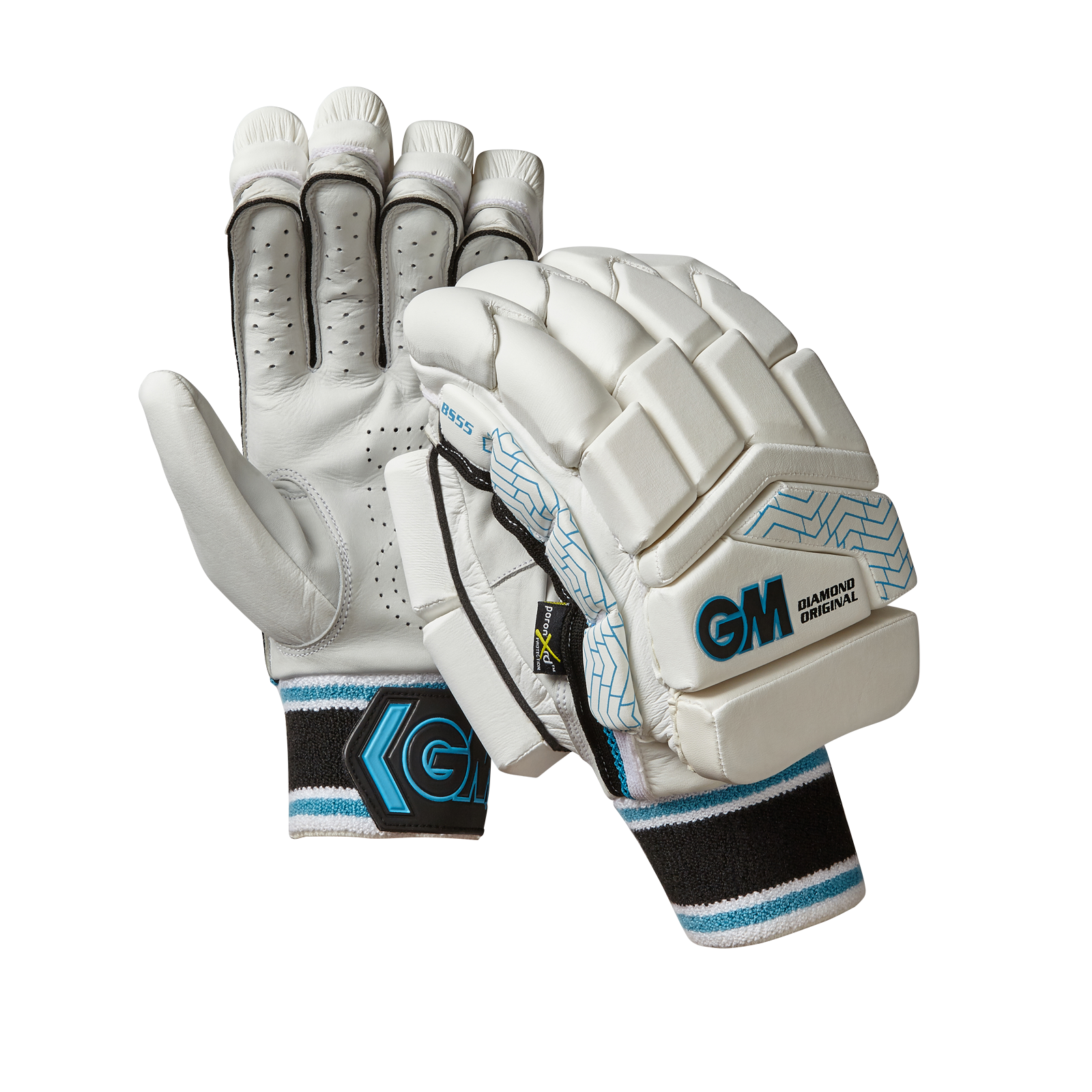 2021 Gunn and Moore Diamond Original Batting Gloves