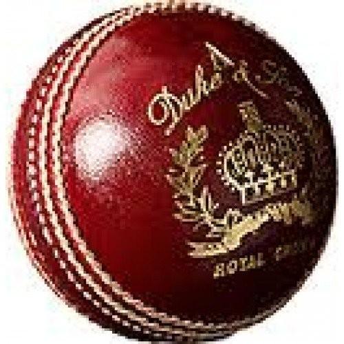 Dukes Royal Crown Cricket Ball