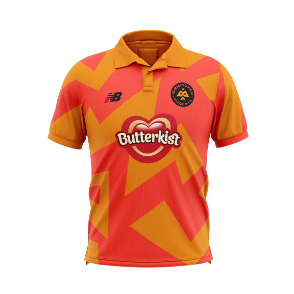 2021 New Balance Birmingham Phoenix Playing Shirt