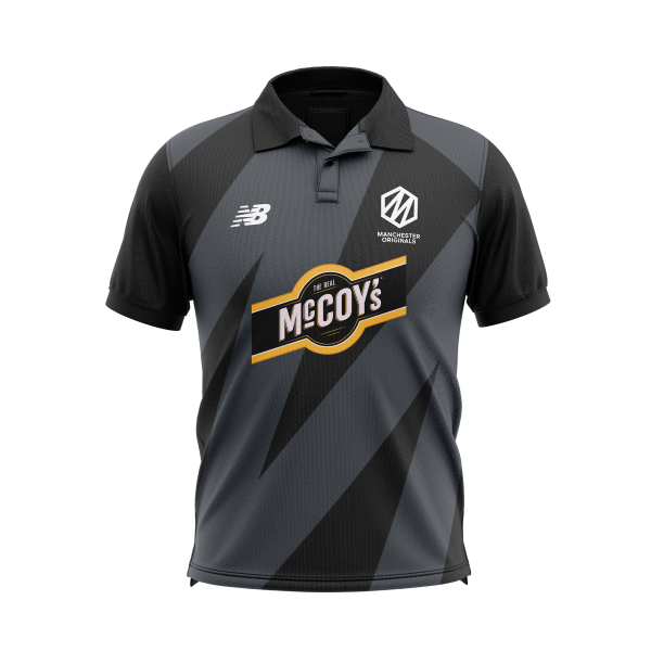 2021 New Balance Manchester Originals Playing Shirt