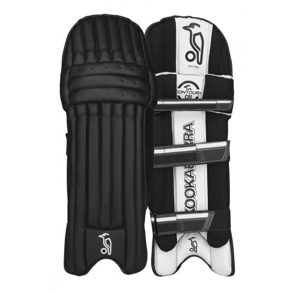 2021 Kookaburra T/20 Pro - Black Batting Pads