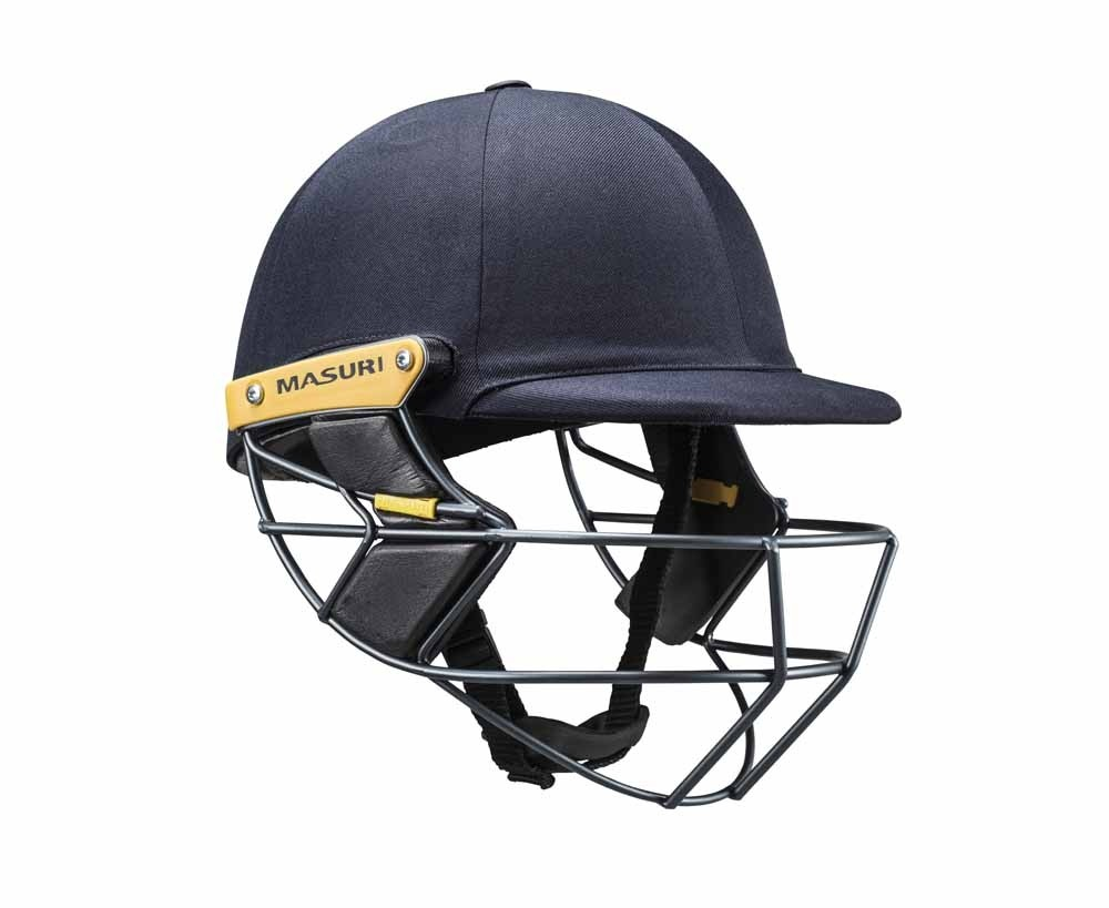 2021 Masuri T-Line Steel Wicket Keeping Cricket Helmet
