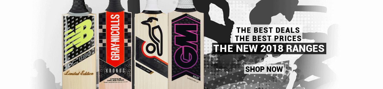 2018 Cricket Bats